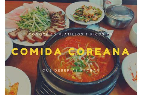 imagenes comida coreana inicio coreanizada coreanizada