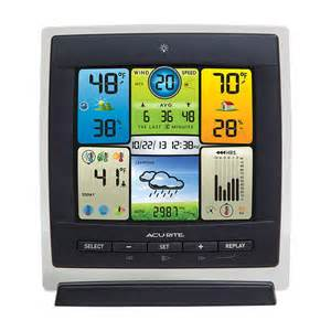 acurite 01301 pro 3 in 1 color weather station