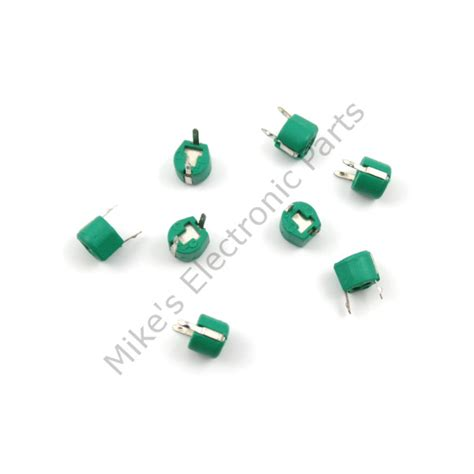what are trimmer capacitors used for 6mm trimmer capacitors mike s electronic parts