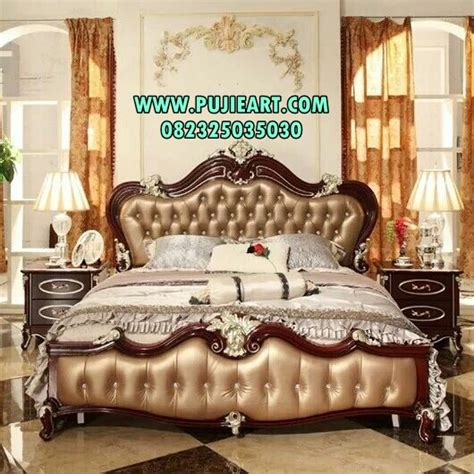 Tempat Tidur Mewah Tempat Tidur Jual Tempat Tidur Ukir Jepara Jati 5 tempat tidur mewah modern terbaru tempat tidur mewah