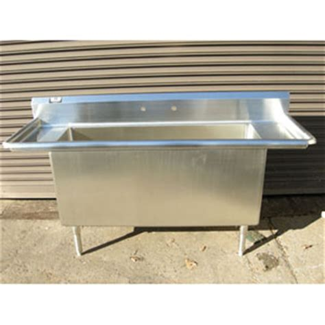 custom made commercial stainless steel kitchen sink 68 x