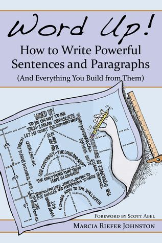 a writers guide powerful paragraphs word up how to write powerful sentences and