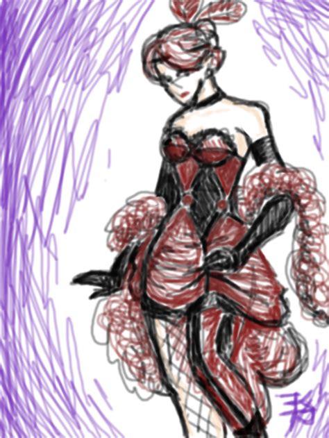 doodle bar burlesque drawing burlesque doodle by g reaper on deviantart