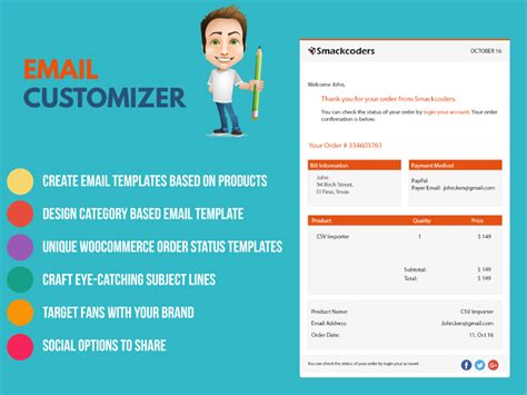 Grab More Customers And Retain Existing Customers With Woocommerce Email Templates Using Email Woocommerce Email Templates