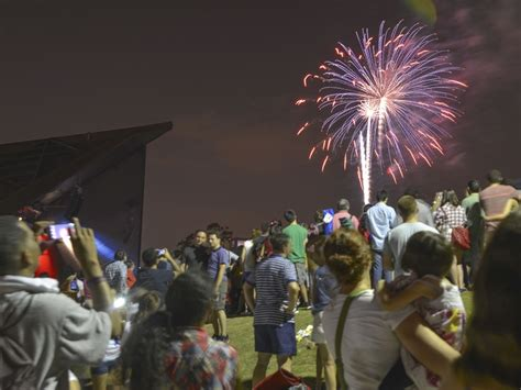 houston fireworks map slideshow thanks for the memories lots of fireworks at