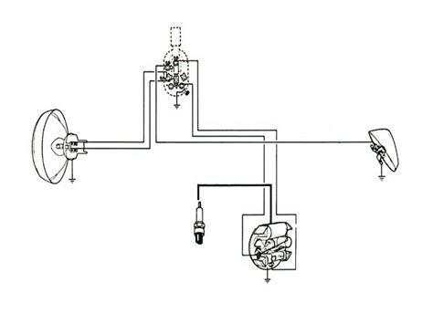 puch wiring diagrams for motorcycles puch moped wiring