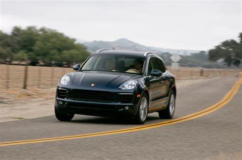 porsche truck 2015 2015 porsche macan s and macan turbo test