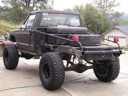 jeep comanche mj build by brettm