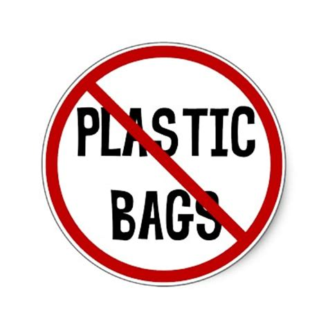 The New Im Not A Plastic Bag Says Plastic Aint My Bag by Living Local In Jamestown April 2011
