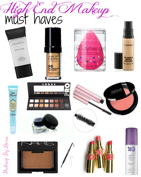 7 Makeup Must Haves For November by High End Makeup 2016 Images Search