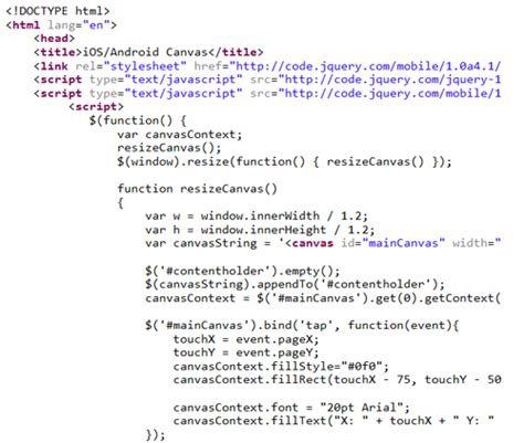 tutorial point of jquery 50 jquery mobile development tips sitepoint