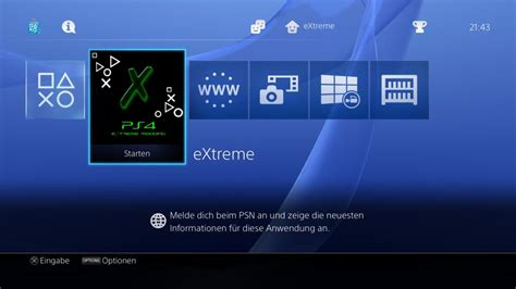 ps4 themes hack ps4 custom home menu the early steps of ps4 unofficial