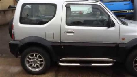 jeep jimny 2001 suzuki jimny jeep suv review youtube