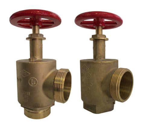 fire department valve angle fire hose valve lansdale international llc