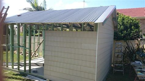 Garden Shed Slab by Pittwater News
