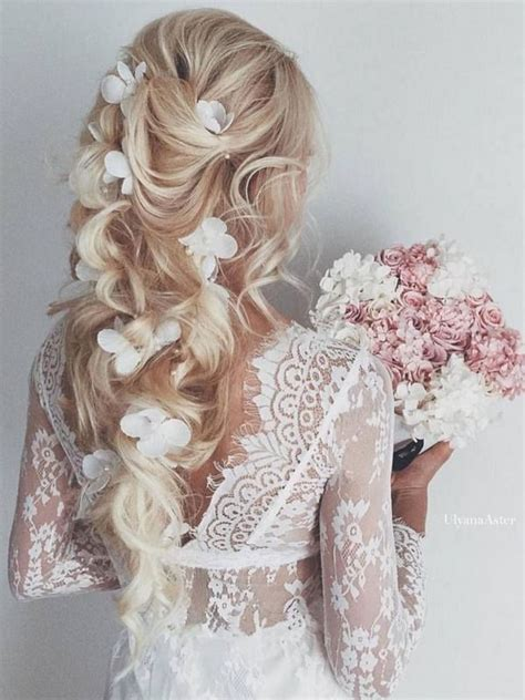 Wedding Hairstyles For With Hair by 63 Beautiful Wedding Hairstyle For Most Important Moment