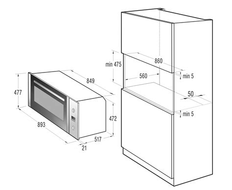 built in microwave cabinet dimensions standard built in microwave dimensions bestmicrowave
