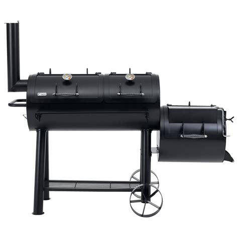 grillstelle kaufen tepro holzkohlengrill massiv smoker indianapolis
