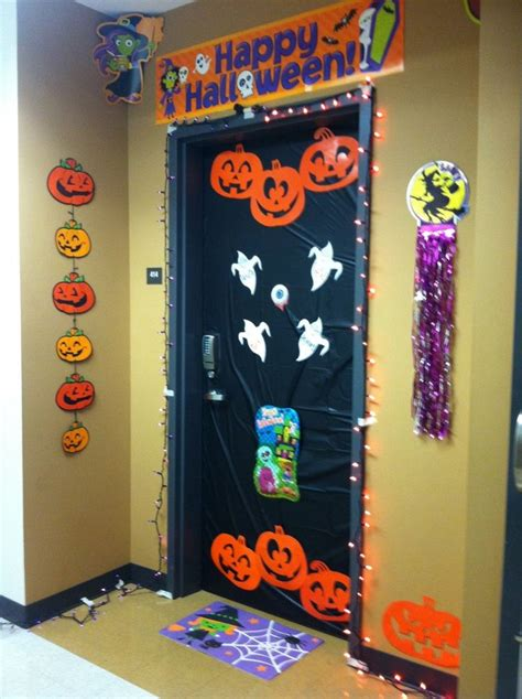 25 halloween decorations for kids ideas halloween door