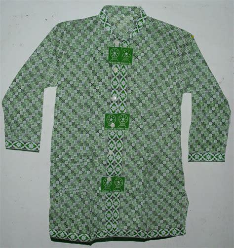 Baju Batik Nu baju batik nu muslimat nu dan fatayat nu 171 gunawank s