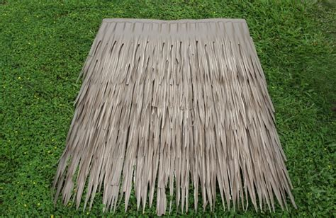 Palm Thatch Roof China Synthetic Palm Thatch Roofing Tile Kbmjee6100