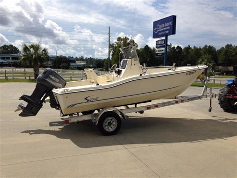 scout boats 175 sportfish for sale 1999 used scout 175 sportfish center console fishing boat