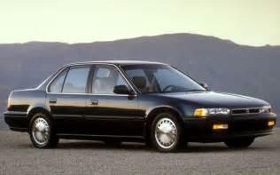 honda accord history a look back at the vehicle s 30 plus