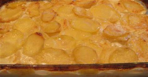 paula deen s scalloped potatoes for tummy
