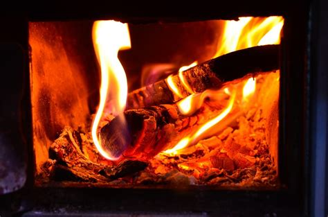 What Of Wood To Burn In Fireplace by Cooking Grid With A Wood Burning Stove Conservative