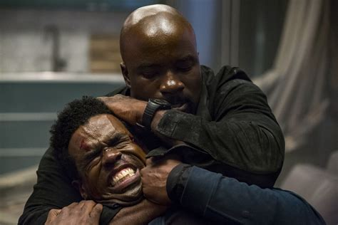 i ain t going nowhere season 2 of luke cage does
