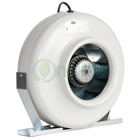 Can Fan S 400 Inline Centrifugal Fan 125 Cfm 4 Quot Inline Fan
