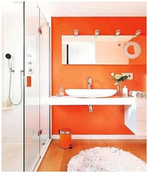 orange bathtub 1000 ideas about orange bathrooms on pinterest burnt