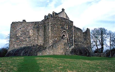 Records In Scotland Photograph Of Dunstaffnage Castle Scottish History