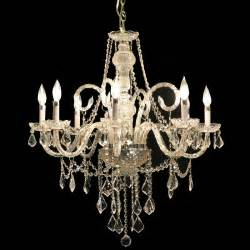 Victorian Chandeliers For Sale Victorian 8 Light 32 Quot Gold Or Chrome European Crystal