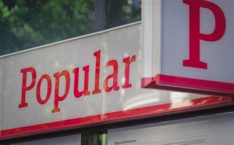 banca por banco popular los afectados por banco popular se organizan ya hay al