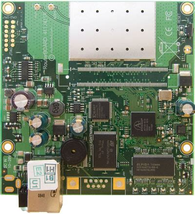 Ar7130 Cpu Mikrotik Rb433 rb 411r rb411r mikrotik routerboard 411 with 300mhz ar7130 cpu 32mb ddr ram 1 lan 64mb nand