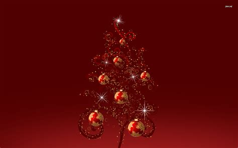 sparkling christmas tree wallpaper holiday wallpapers 993
