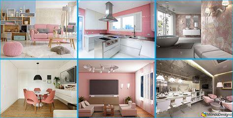 esempi arredamento esempi di arredamento col rosa quarzo il colore 2016