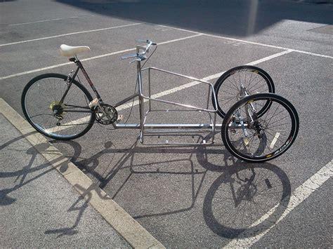 Fail A Full Tilting 3 Wheeled Cargo Bike