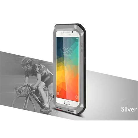 mei metal aluminum water resistant armor cover for iphone 7 6 plus 6s ebay