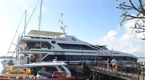 bali hai cruises wisata kapal pesiar mewah  pulau nusa