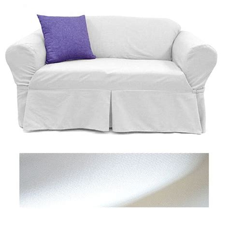 white canvas slipcovers furniture slipcovers slipcovers and canvases on pinterest