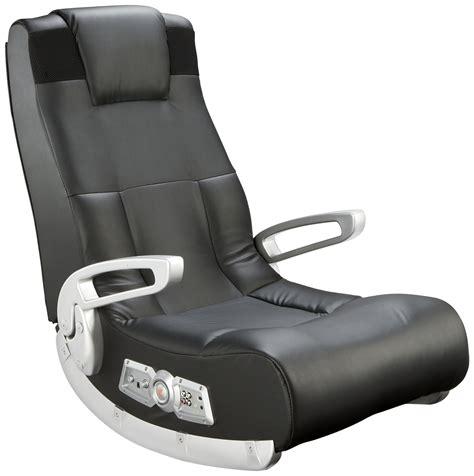 Wireless Gaming Chair by X Rocker 5143601 Ii Gaming Chair Wireless Black Black