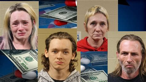 Grundy County Warrant Search 4 Arrested Charged In Grundy County For Dealing Drugs Around Wtvc