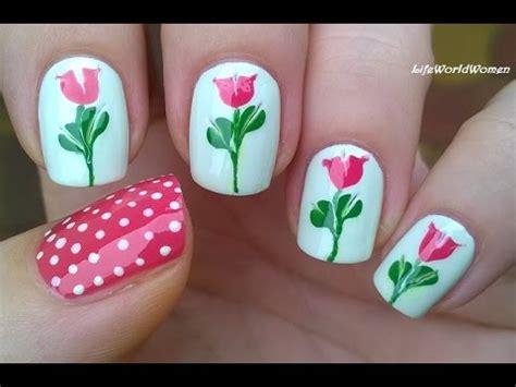nail art toothpick tutorial toothpick nail art 12 drag marble flower nails youtube