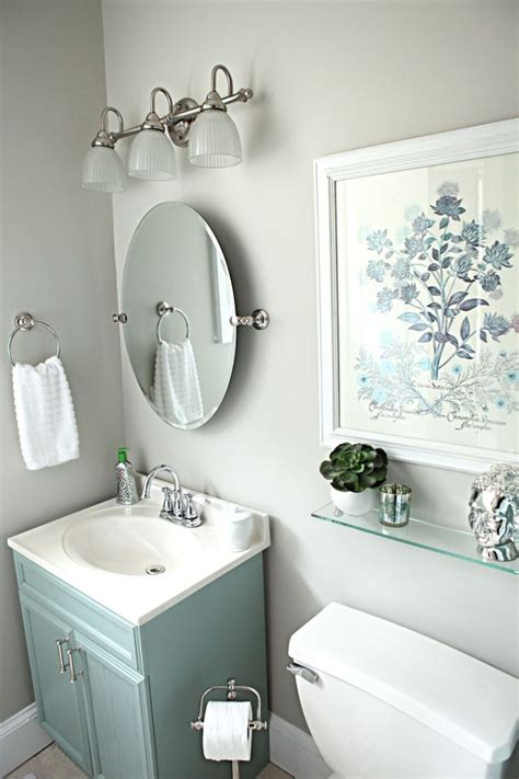 simple small bathroom makeovers simple yet beautiful bathroom house of turquoise bower