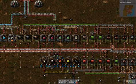 science pack 1 3 on one assembly line factorio
