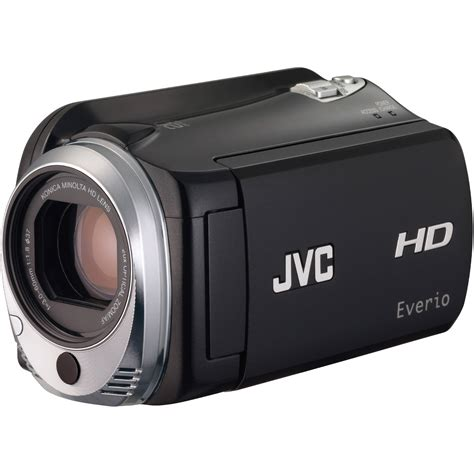 how to update jvc everio jvc gz hd500 hd everio hard drive camera gzhd500bus b h photo
