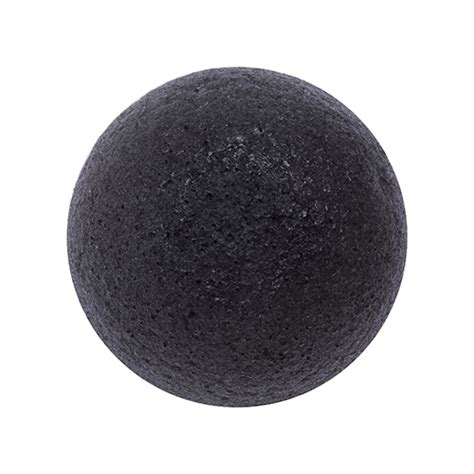 Organic Bamboo Charcoal Clean Detox by Missha Soft Jelly Cleansing Puff Bamboo Charcoal