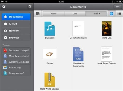 Documents By Readdle For Windows